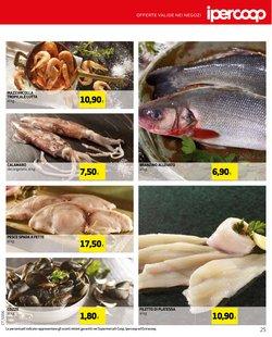 Offerte di Frutti di mare a Ipercoop