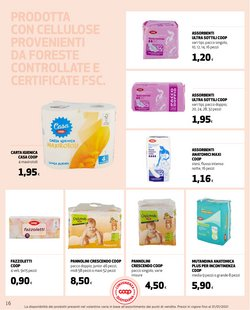 Offerte di Pampers a Ipercoop