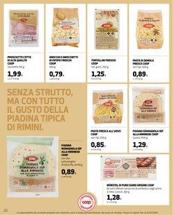 Offerte di Pasta fresca a Ipercoop
