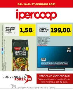 Offerte Iper Supermercati nella volantino di Ipercoop a Barcellona Pozzo di Gotto ( Per altri 6 giorni )
