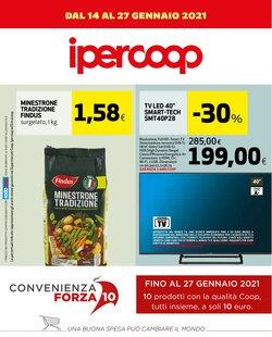 Offerte Iper Supermercati nella volantino di Ipercoop a Matera ( Scade domani )