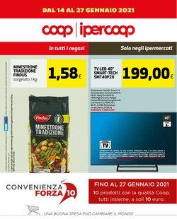 Offerte Iper Supermercati nella volantino di Ipercoop a Bagheria ( Per altri 3 giorni )