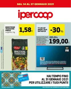 Offerte Iper Supermercati nella volantino di Ipercoop a Taranto ( Per altri 4 giorni )
