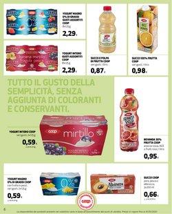Offerte di Yogurt a Ipercoop
