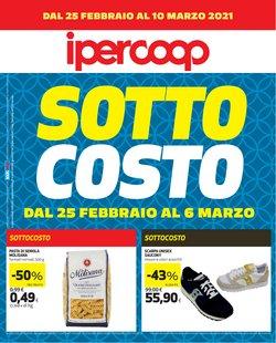 Offerte Iper Supermercati nella volantino di Ipercoop a Milazzo ( 3  gg pubblicati )