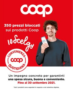 Offerte di Ipercoop nella volantino di Ipercoop ( Più di un mese)