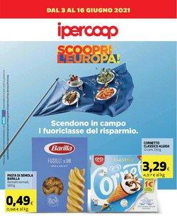 Offerte di Ipercoop nella volantino di Ipercoop ( Scade domani)