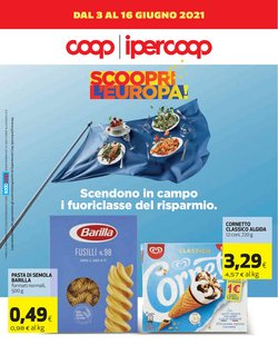 Offerte di Ipercoop nella volantino di Ipercoop ( Scade oggi)