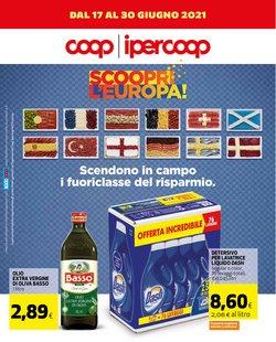 Offerte di Ipercoop nella volantino di Ipercoop ( Per altri 11 giorni)