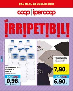 Offerte di Ipercoop nella volantino di Ipercoop ( Per altri 3 giorni)
