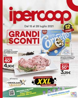 Catalogo Ipercoop ( Scade oggi)