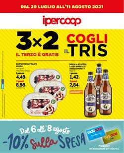 Offerte di Iper Supermercati nella volantino di Ipercoop ( Per altri 9 giorni)