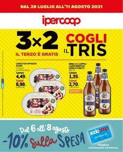 Offerte di Iper Supermercati nella volantino di Ipercoop ( Per altri 7 giorni)