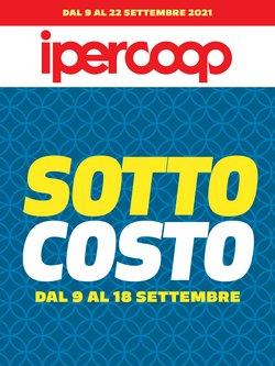 Offerte di Iper Supermercati nella volantino di Ipercoop ( Per altri 4 giorni)