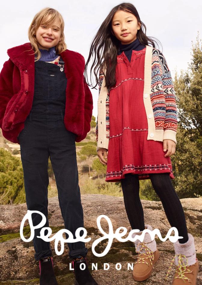 Offerte di Pepe Jeans nella volantino di Roma
