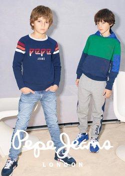 Offerte di Zaini scuola nella volantino di Pepe Jeans ( Per altri 19 giorni)