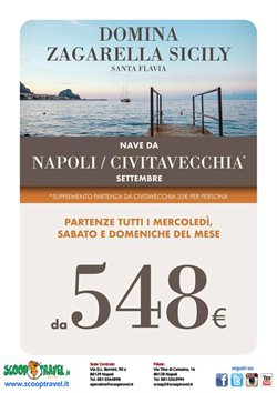 Catalogo Scoop travel ( Scaduto )