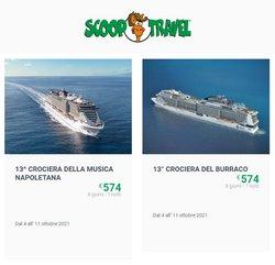 Offerte di Scoop travel nella volantino di Scoop travel ( Per altri 24 giorni)