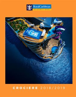 Catalogo Royal Caribbean ( Scaduto )