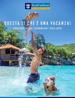 Catalogo Royal Caribbean a Monselice ( Scaduto )
