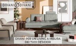 Offerte di Divani & Divani nella volantino di Divani & Divani ( Per altri 15 giorni)