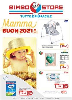 Offerte Infanzia e Giocattoli nella volantino di Bimbo Store a Parma ( Per altri 16 giorni )