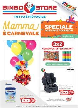 Offerte Abbigliamento, Scarpe e Accessori nella volantino di Bimbo Store a Vicenza ( Per altri 3 giorni )