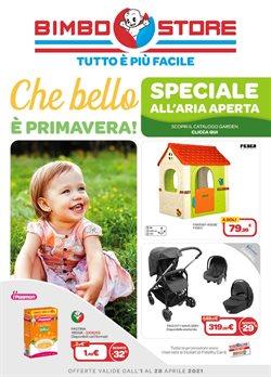 Offerte Infanzia e Giocattoli nella volantino di Bimbo Store a Milano ( Per altri 13 giorni )