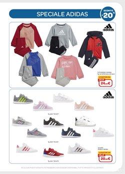 Offerte di Adidas nella volantino di Bimbo Store ( Pubblicato ieri)
