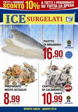Offerte di Iceberg Surgelati nella volantino di Roma