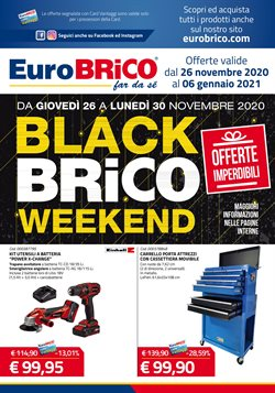 Offerte Bricolage e Giardino nella volantino di Eurobrico a Mestre ( Più di un mese )