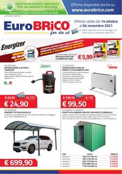 Offerte di Bricolage e Giardino nella volantino di Eurobrico ( Per altri 14 giorni)