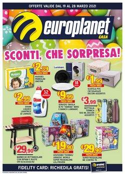 Catalogo Europlanet Casa ( Scaduto )