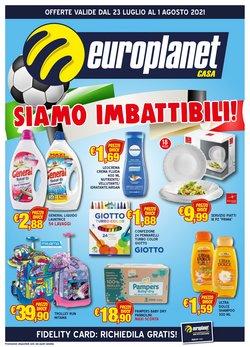 Catalogo Europlanet Casa ( Pubblicato ieri)