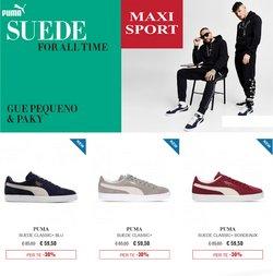 Offerte Sport nella volantino di Maxi Sport a Milazzo ( Per altri 3 giorni )