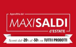 Offerte di Maxi Sport nella volantino di Merate