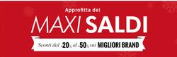 Coupon Maxi Sport a Trieste ( Per altri 14 giorni )