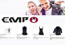 Offerte Abbigliamento, Scarpe e Accessori nella volantino di Emp a Molfetta ( Pubblicato oggi )