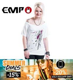 Offerte di Emp nella volantino di Emp ( Pubblicato ieri)