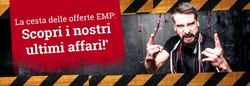 Offerte di Emp nella volantino di Roma
