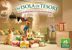 Offerte Animali nella volantino di Isola dei Tesori a Reggio Emilia ( Per altri 25 giorni )