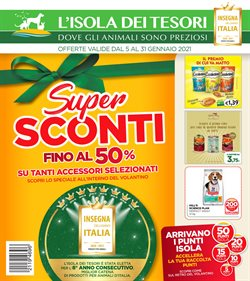 Catalogo Isola dei Tesori a Velletri ( Per altri 9 giorni )
