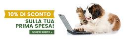 Offerte Animali nella volantino di Isola dei Tesori a Viterbo