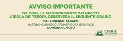 Coupon Isola dei Tesori a Saronno ( Per altri 5 giorni )