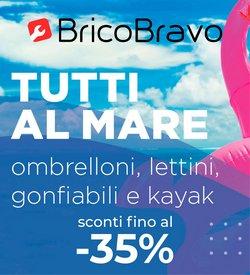 Offerte di Bricolage e Giardino nella volantino di Brico Bravo ( Scade oggi)