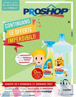 Catalogo Proshop ( Scaduto )