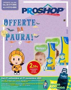 Offerte di Proshop nella volantino di Proshop ( Per altri 10 giorni)