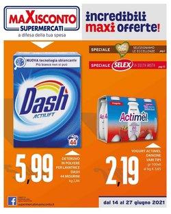 Offerte di Iper Supermercati nella volantino di Maxisconto ( Pubblicato oggi)