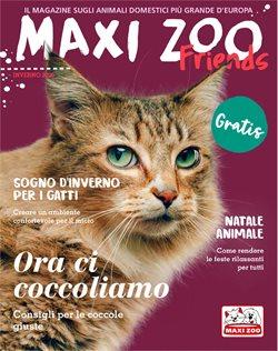 Catalogo Maxi Zoo a Cornuda ( Più di un mese )