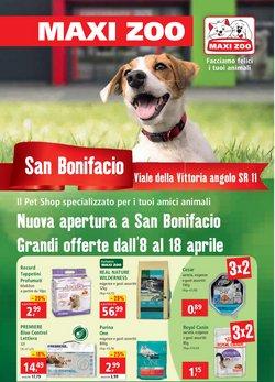 Offerte Svago e Tempo Libero nella volantino di Maxi Zoo a Torino ( Scade oggi )